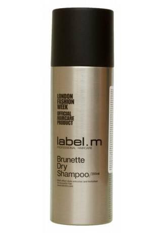 Label.m Сухой Шампунь для Брюнеток, 200 мл cutrin сухой шампунь для брюнеток 200 мл