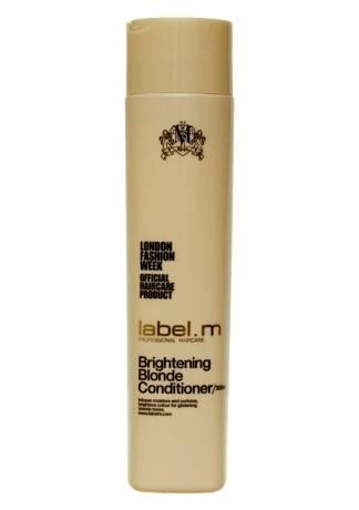 Label.m Осветляющий Кондиционер для Блондинок, 300 мл label m осветляющий шампунь для блондинок 300 мл