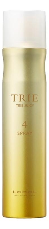 Lebel Cosmetics TRIE JUICY SPRAY 4 Спрей-блеск средней фиксации, 170 г lebel cosmetics эмульсия для волос серии trie trie move emulsion 8 50г