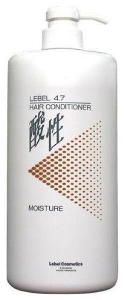 Lebel Cosmetics Кондиционер «Жемчужный 4,7» Moisture Conditioner, 1200 мл