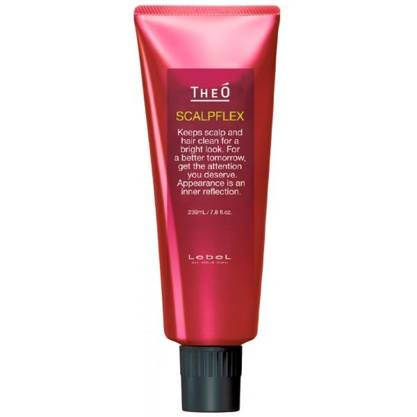 Lebel Cosmetics Пилинг для Кожи Головы Theo Scalp Flex, 230 мл пилинг израиль