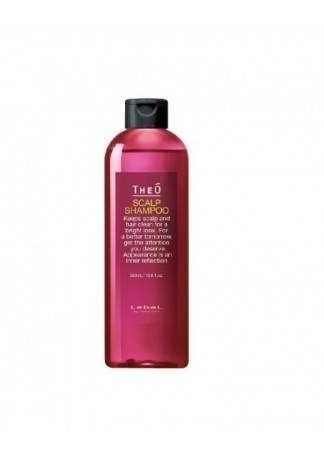 Lebel Cosmetics Шампунь Theo Scalp Shampoo, 320 мл lebel cosmetics cool orange scalp