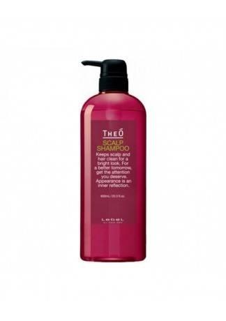 Lebel Cosmetics Шампунь Theo Scalp Shampoo, 600 мл недорого