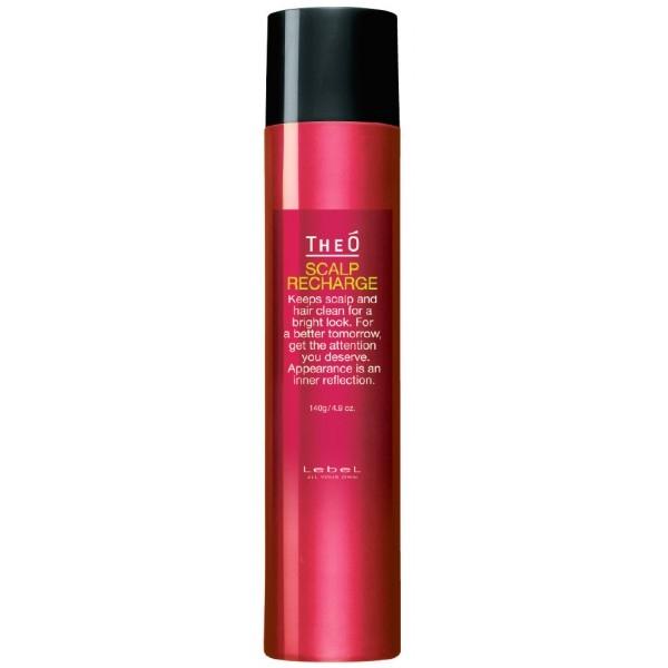 Lebel Cosmetics Восстанавливающий Спрей Theo Scalp Recharge, 140г шампунь для волос lebel theo scalp ice mint 600 мл