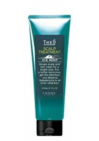Lebel Cosmetics Крем-Уход для Кожи Головы Theo Scalp Treatment Ice Mint, 240 мл шампунь для волос lebel theo scalp ice mint 600 мл