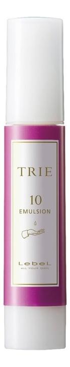 Lebel Cosmetics Крем-воск Матовый Trie Move Emulsion 10, 50г lebel cosmetics эмульсия для волос серии trie trie move emulsion 8 50г