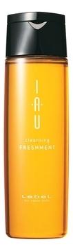 Lebel Cosmetics Iau Freshment Освежающий Аромашампунь для Глубокого Очищения, 200 мл