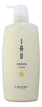 Lebel Cosmetics Аромакрем Iau Serum Cream для Волос, 600 мл lebel iau cream silky repair аромакрем шелковистой текстуры для укрепления волос 200 мл