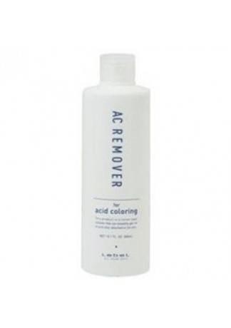 Lebel Cosmetics Жидкость для Волос и Кожи Головы Очищающая После Окрашивания AC REMOVER, 300 мл