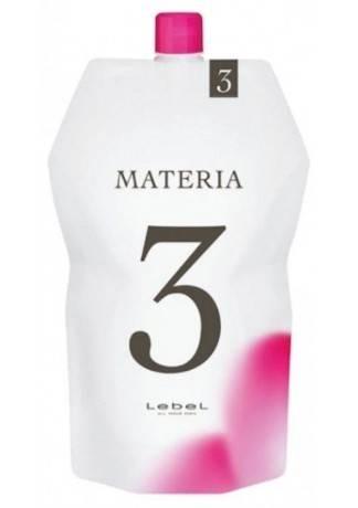 Lebel Cosmetics Оксидант для красителя Materia OXY 3%, 1000 мл цены онлайн