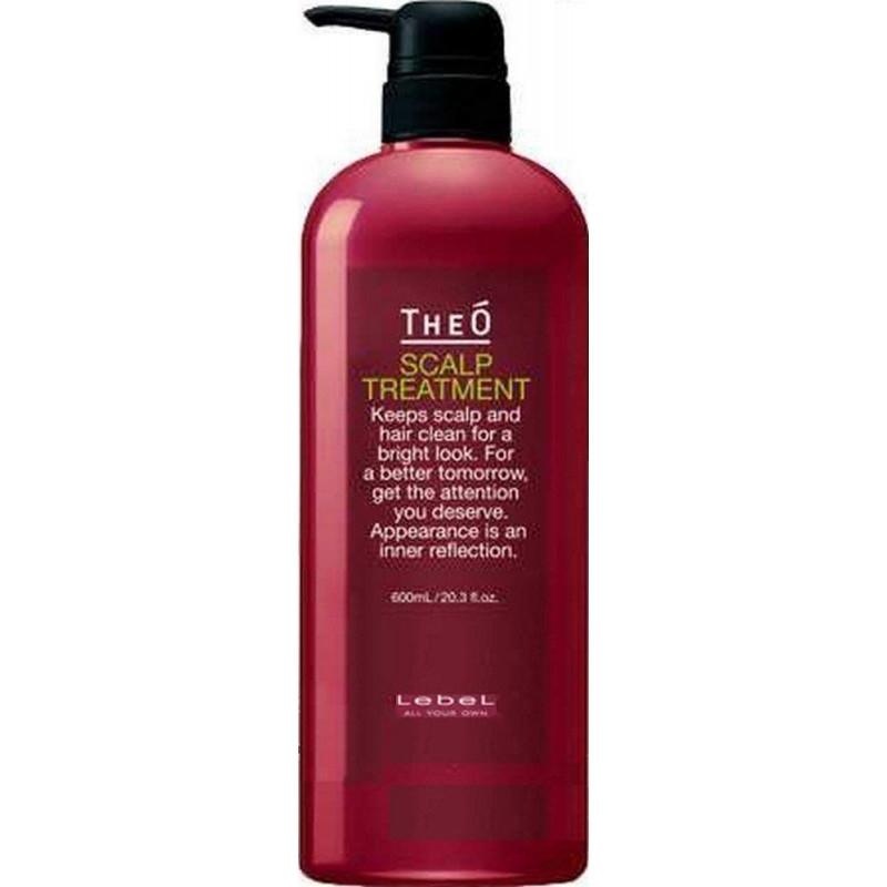 Lebel Cosmetics Крем-Уход Theo Scalp Treatment для Кожи Головы, 600 мл недорого