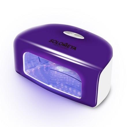 Solomeya LED-Лампа Professional Uper Arch 9G 9Вт Фиолетовая