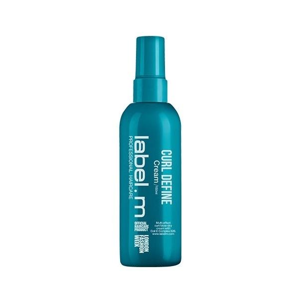 Label.m Крем Curl Define Cream для Вьющихся Волос, 150 мл chi luxury black seed oil curl defining cream gel