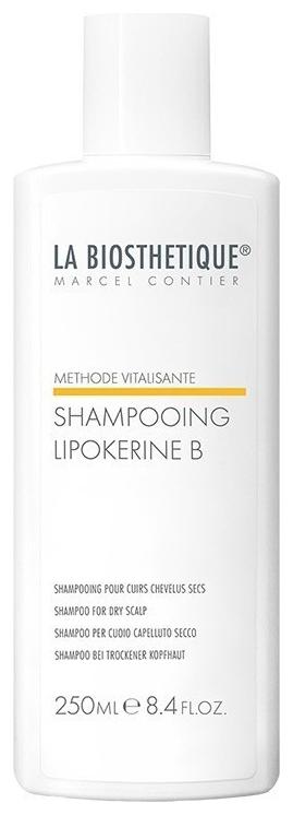 Фото - La Biosthetique Lipokerine Shampoo B Шампунь для Сухих Волос, 250 мл la biosthetique lipokerine b shampoo шампунь для сухой кожи головы 250 мл
