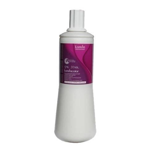 LONDA Окислительная Эмульсия 9% Londacolor Oxydations Emulsion, 1000 мл londa lc new окислительная эмульсия 1 9 4 6 9 12% lc new окислительная эмульсия 3% 1000 мл 1000 мл