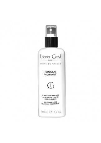 Leonor Greyl Тоник мужской укрепляющий от выпадения волос Tonique Vivifiant, 150 мл витамины от выпадения волос недорогие и эффективные