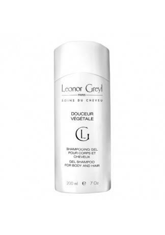 Leonor Greyl Крем-шампунь мужской для волос и тела Douceur Vegetale, 200 мл leonor greyl восстанавливающий шампунь shampooing reviviscence 200 мл