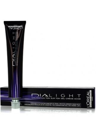 L'Oreal Professionnel Dia-Light - краска тон-в-тон на основе кислого pH 10.12 l oreal professionnel dia light ph 5 35