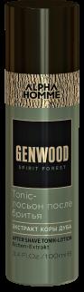 ESTEL Лосьон Tonic Otium Forest Genwood & Alpha Homme после Бритья, 100 мл недорого