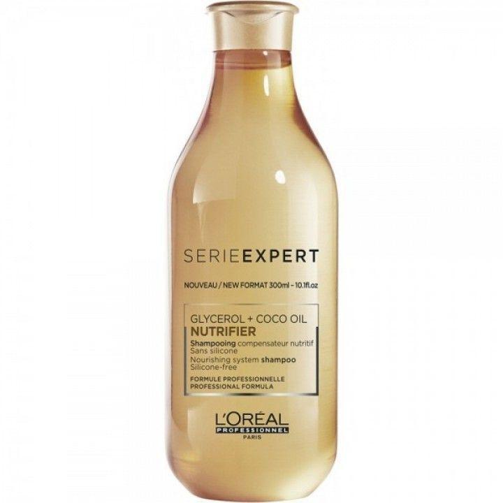 L'Oreal Professionnel Шампунь для Сухих Волос Nutrifier, 300 мл insight увлажняющий шампунь для сухих волос 400 мл