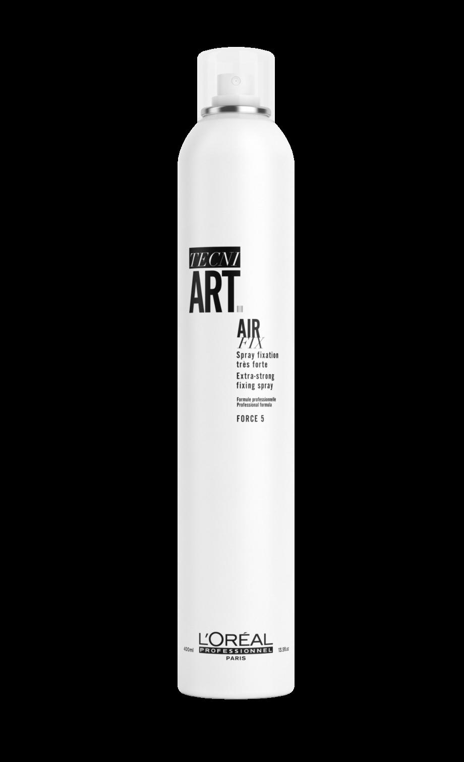 LOreal Professionnel Спрей Tecni. Art Air Fix Моментальный Суперсильной Фиксации Эр Фикс (Фикс. 5), 400 мл