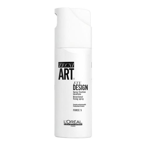 LOreal Professionnel Спрей Tecni.Art Fix Design Локальной Фиксации Фикс Дизайн (Фикс. 5), 200 мл
