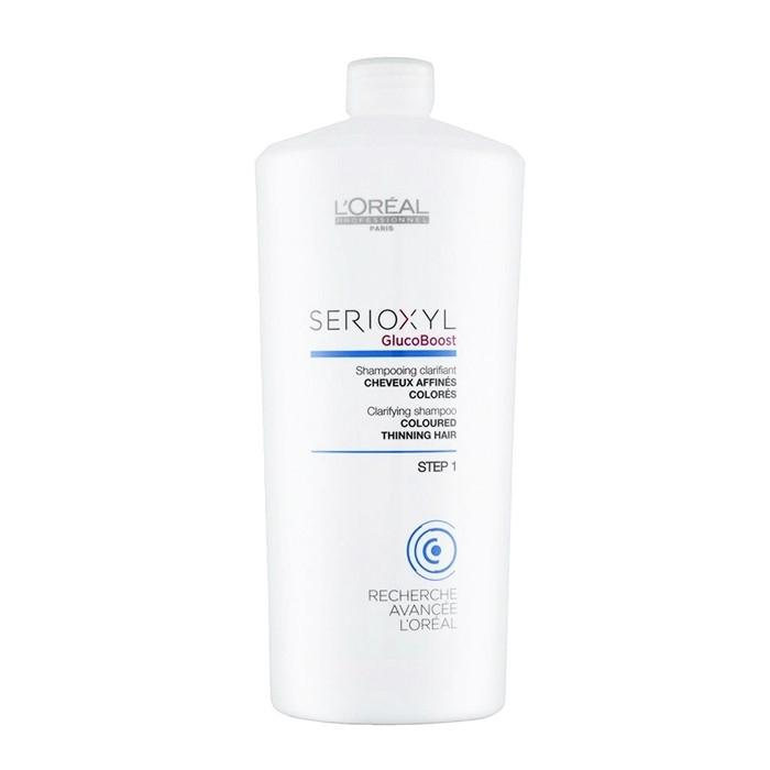 L'Oreal Professionnel Шампунь для Окрашенных Волос Serioxyl, 1000 мл l oreal professionnel serioxyl fuller hair 2 набор для окрашенных волос 250х250х125 мл