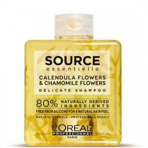 LOreal Professionnel Шампунь Source Essentielle Delicate Shampoo для Чувствительной Кожи, 300 мл