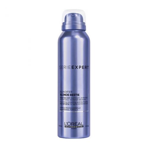 LOreal Professionnel Спрей-Уход Blondifier для Мелированных и Осветленных Волос, 150 мл