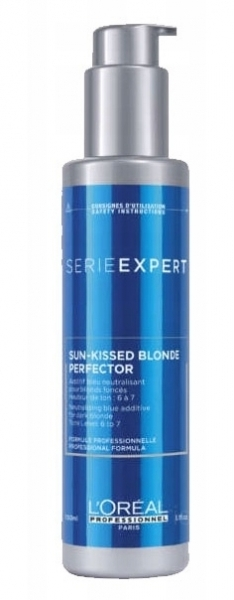 LOreal Professionnel Бустер Blondifier Blue Синий, 150  мл