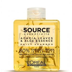 LOreal Professionnel Шампунь Source Essentielle Daily Shampoo для Всех Типов Волос, 300 мл