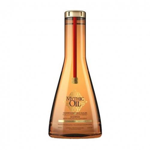 L'Oreal Professionnel Шампунь для Плотных Волос Mythic Oil, 250 мл l oreal professionnel питательный шампунь для всех типов волос mythic oil 75 мл
