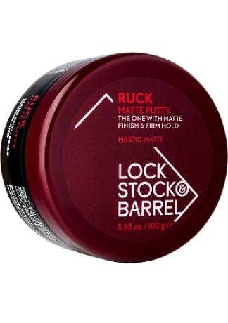 Lock Stock and Barrel Матовая мастика RUCK MATTE PUTTY, 100 гр