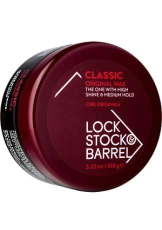 Lock Stock and Barrel Воск для Классических Укладок ORIGINAL CLASSIC WAX, 100 гр