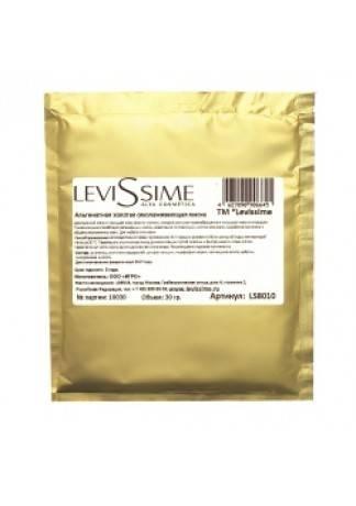 Levissime Маска Algae Mask Gold Альгинатная Золотая Омолаживающая, 30г недорого