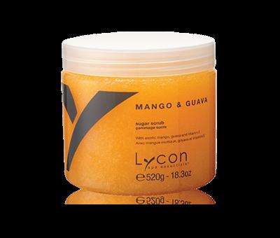 Lycon Скраб для Тела Манго и Гуава, 520г