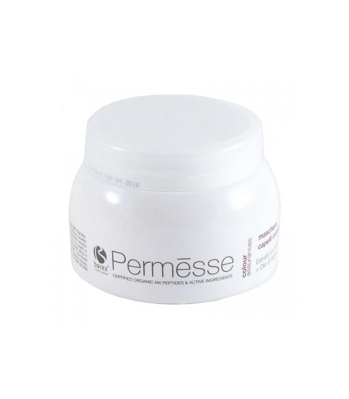 Barex Permesse Маска для Окрашенных Волос с Экстрактом Личи и Маслом Арганы, 250 мл