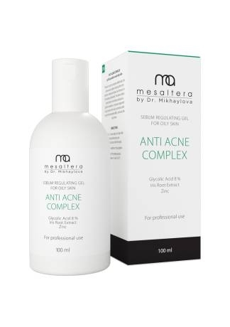 Mesaltera By Dr. Mikhaylova Комплекс Анти Акне Anti Acne Complex, 100 мл все цены