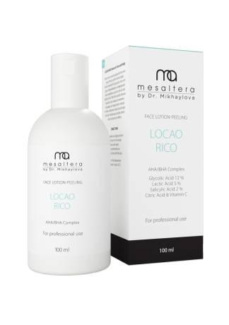 Mesaltera By Dr. Mikhaylova Лосьон-Пилинг Locao Rico, 100 мл