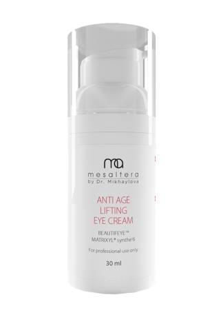 купить Mesaltera By Dr. Mikhaylova Крем Anti Age Lifting Eye Cream для Глаз с Лифтинг Эффектом, 30 мл онлайн