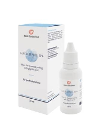 Medic Control Peel Лосьон-Гель Glycolicpeel 50 %, 30 мл medic control peel мусс клинсер cleanser mousse 150 мл