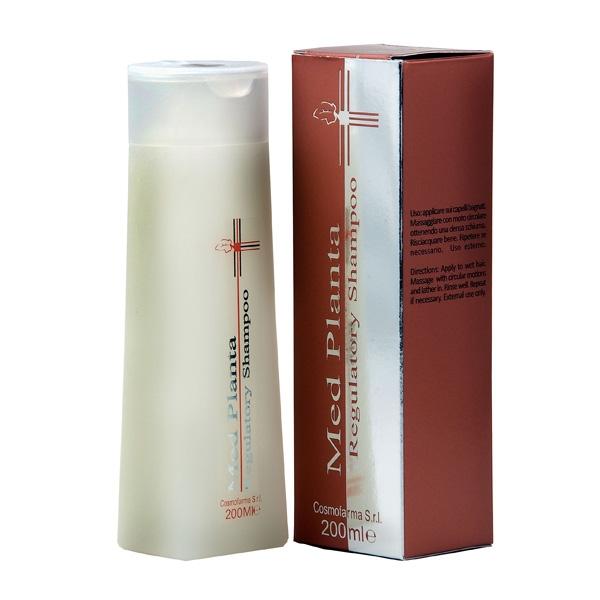 Med Planta Шампунь Регулирующий Regulatory Shampoo Мед-Планта, 200 мл planta