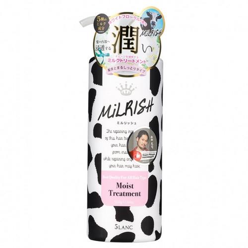 Milrish Бальзам-Кондиционер с Молочными Протеинами Увлажнение и Сила, 500 мл цена