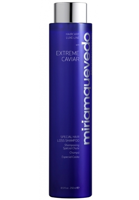 MIRIAMQUEVEDO Шампунь Против Выпадения Волос Extreme Caviar, 250 мл kleona шампунь против выпадения аир для нормальных и жирных волос 250 мл
