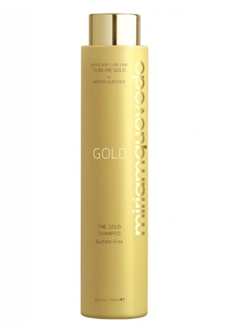 MIRIAMQUEVEDO Золотой Шампунь Sublime gold, 250 мл цена
