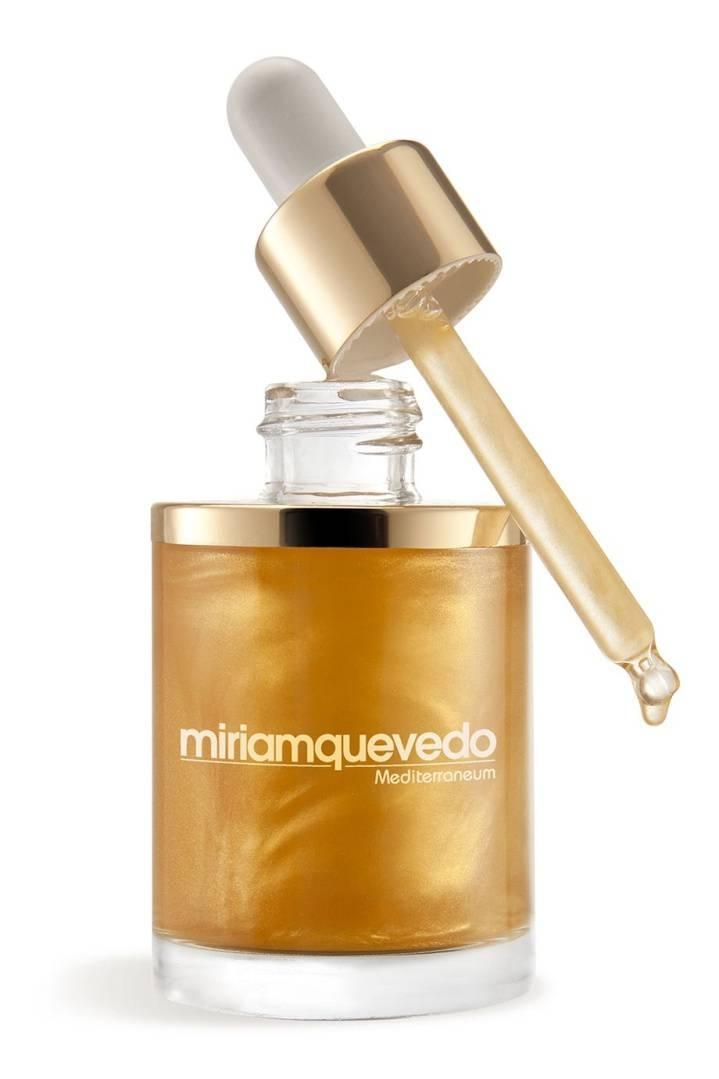 MIRIAMQUEVEDO Масло для Волос с Золотом 24 Карата Sublime gold, 50 мл цена
