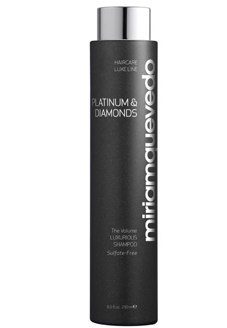 MIRIAMQUEVEDO Бриллиантовый Шампунь-Люкс с Платиной (Безсульфатный) Platinum & Diamonds, 250 мл цены
