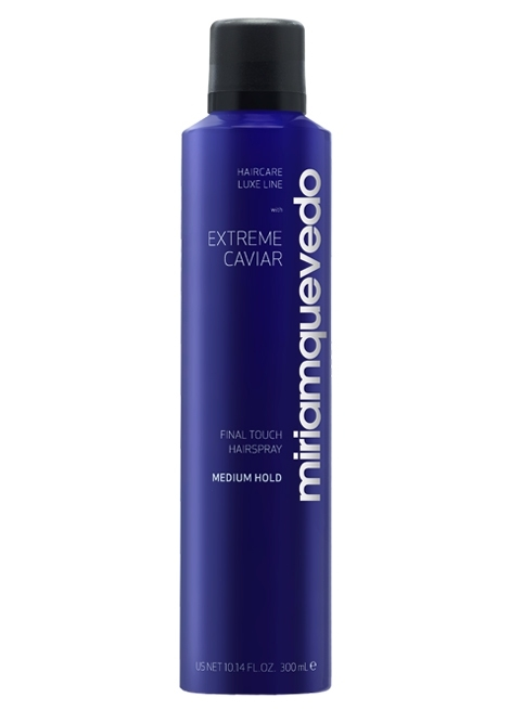 MIRIAMQUEVEDO Лак для Волос Средней Фиксации Extreme Caviar, 300 мл paul mitchell лак для волос средней фиксации super clean spray 300 мл