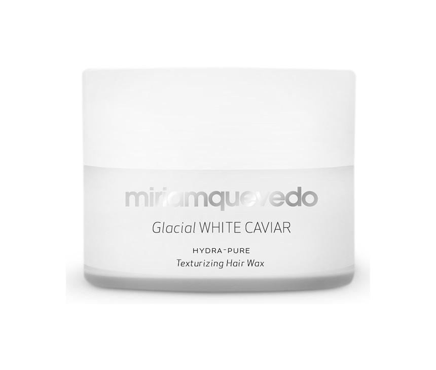 MIRIAMQUEVEDO Воск для Волос Увлажняющий Моделирующий Glacial White Caviar, 50 мл miriamquevedo увлажняющий шампунь glacial white caviar 250 мл