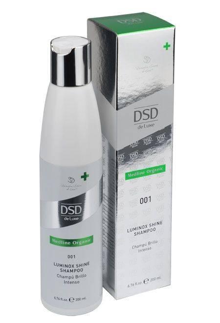 Medical Organic Line Шампунь Luminox Shine Shampoo №001 Люминокс Шайн, 200 мл